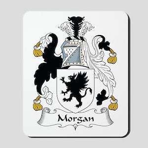 Morgan II (Wales) Mousepad
