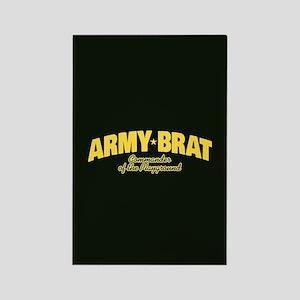 Army Brat Rectangle Magnet