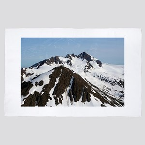 Kenai Mountains, Alaska 3 4' x 6' Rug