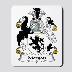 Morgan I (Wales) Mousepad