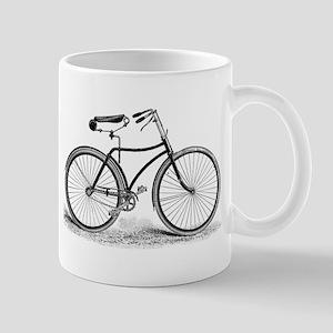 VintageBicycle Mugs