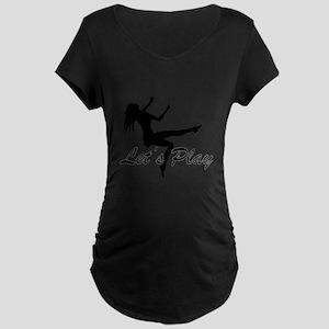 Swing Maternity Dark T-Shirt