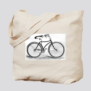 VintageBicycle Tote Bag