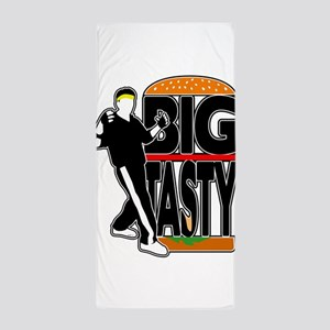 Big Tasty Beach Towel