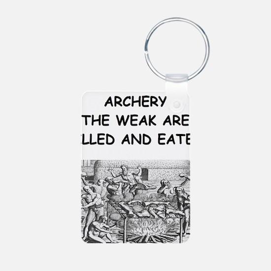 ARCHERY6 Keychains