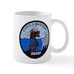 USS CHARLES J. BADGER Mug