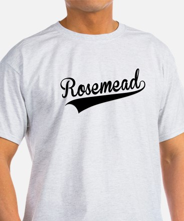 Rosemead, Retro, T-Shirt