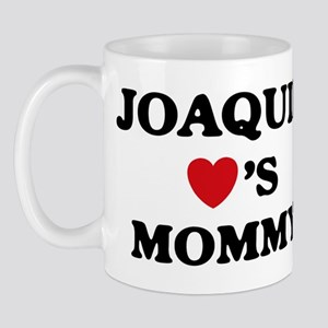 Joaquin loves mommy Mug