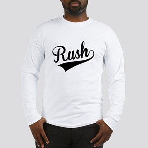 Rush, Retro, Long Sleeve T-Shirt