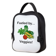 Fueled by Veggies Neoprene Lunch Bag