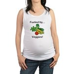Fueled by Veggies Maternity Tank Top