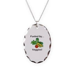 Fueled by Veggies Necklace
