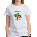 Fueled by Veggies Women's T-Shirt