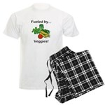 Fueled by Veggies Men's Light Pajamas