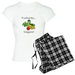 Fueled by Veggies Women's Light Pajamas
