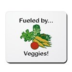 Fueled by Veggies Mousepad