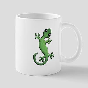 Green Rain Mug