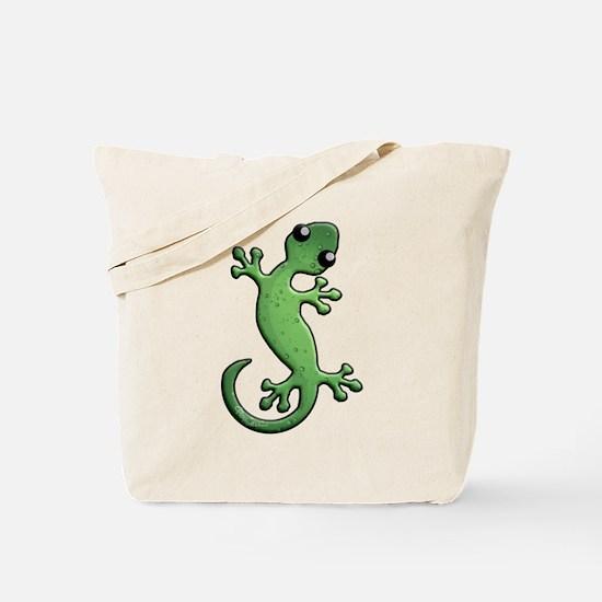 Green Rain Tote Bag