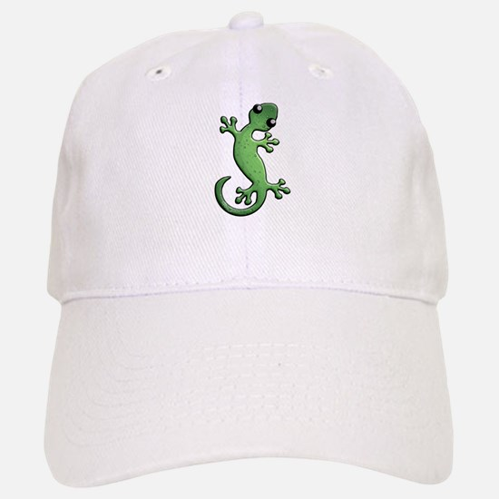 Green Rain Baseball Baseball Cap