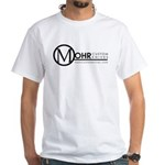 Mohr Custom Knives White T-Shirt