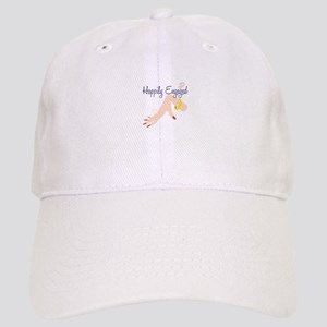 Happily Engaged Baseball Cap