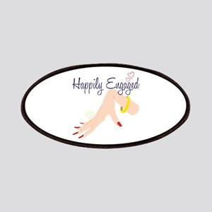 Happily Engaged Patches
