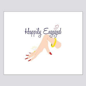 Happily Engaged Posters