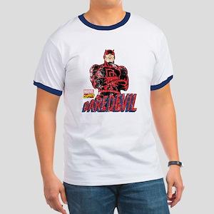 Vintage Daredevil Ringer T