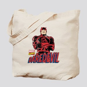 Vintage Daredevil Tote Bag