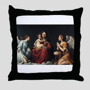 Albani - Madonna Child w/ Angels - Circa 1615 - O