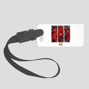 Daredevil Panels Small Luggage Tag