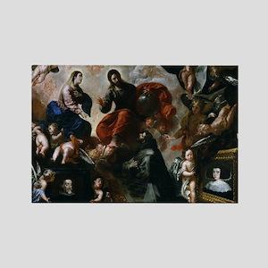 Francisco Caro - St Francis - 1659 - Painting Magn