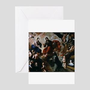 Francisco Caro - St Francis - 1659 - Painting Gree