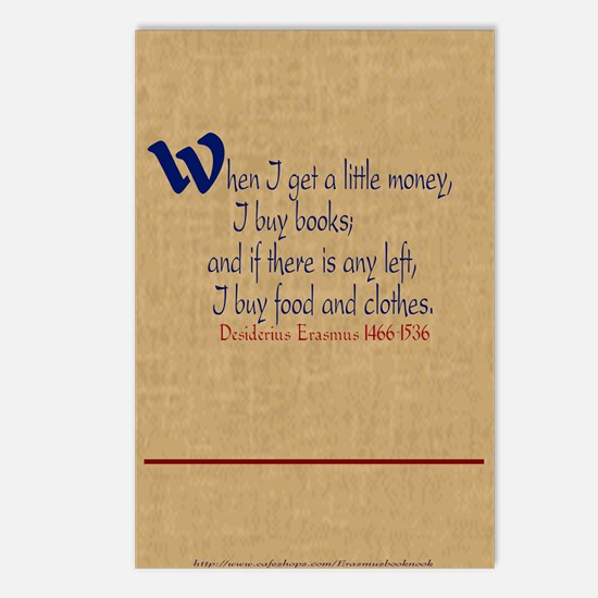 I Buy Books Postcards (Package of 8)