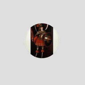 de Zubaran - Archangel Michael - 17th Century - Oi