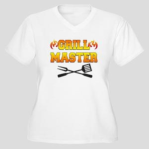 Grill Master Shirt Plus Size T-Shirt