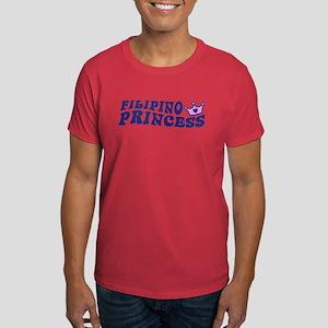 Filipino Princess Dark T-Shirt