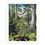 Canadian Landscape Painting Print - Fine Art Print