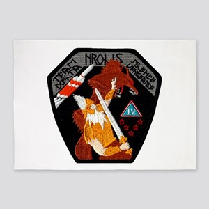 NROL-15 Launch Team 5'x7'Area Rug