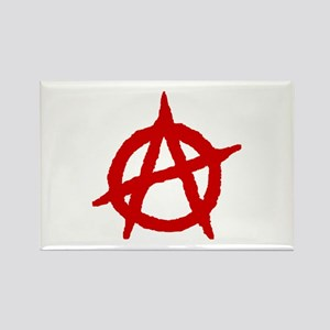 Anarchist 1 (red) Magnets
