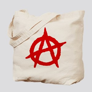 Anarchist 1 (red) Tote Bag