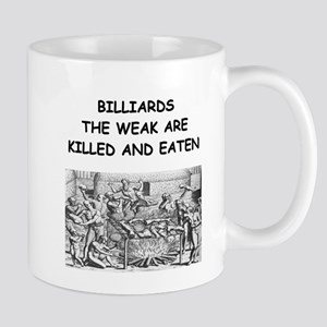 BILLIARDS6 Mugs