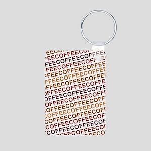 Coffee Coffee Coffee Keychains