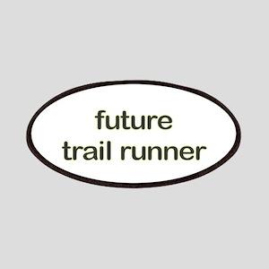 Future Trailrun Green Patches