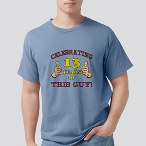 Funny 13th Birthday For Boys T-Shirt