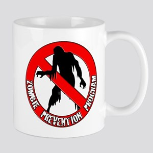 Zombie Prevention Mugs