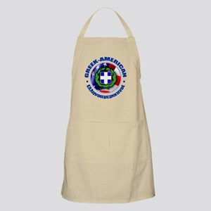 Greek-American Apron