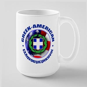 Greek-American Mugs