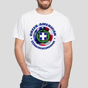 Greek-American T-Shirt
