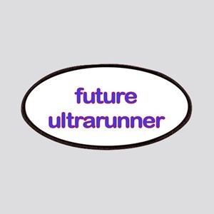 Future Ultrarun Redblue Patches